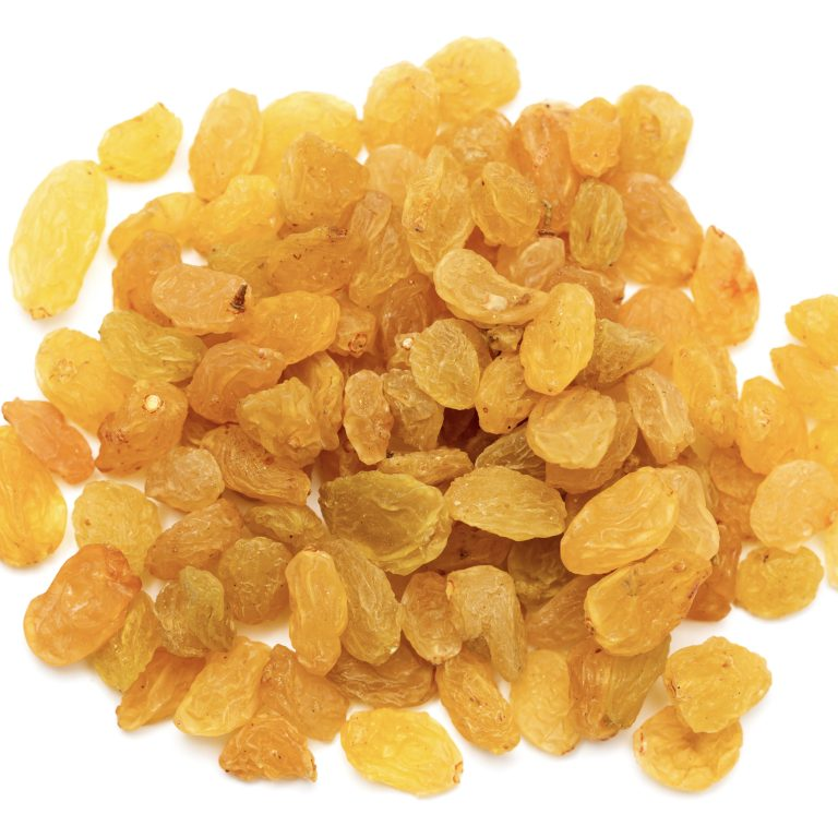 Golden Raisins - dreamstime_101158744